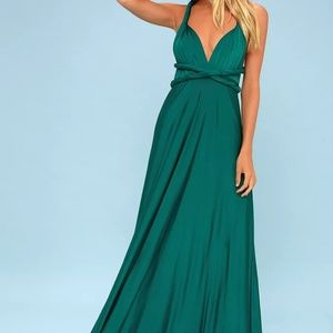 NWT✨ Lulus Convertible Maxi Dress